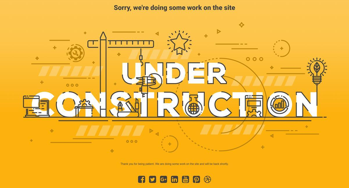 Under Construction. Sorry, we're doing some work on this site.